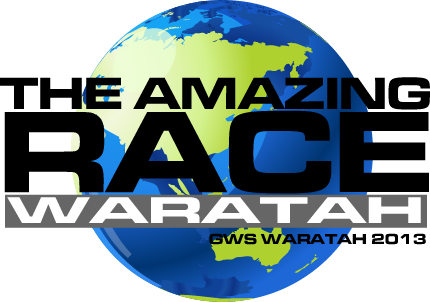 2013 The Amazing Race Logo